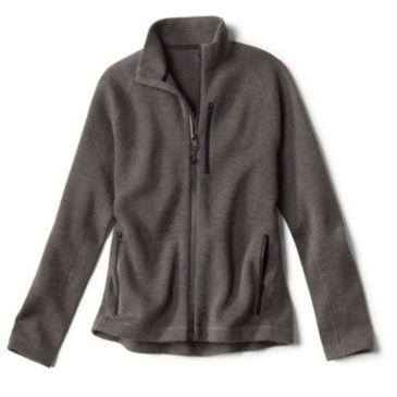 Lewiston Merino Full-Zip Sweater -
