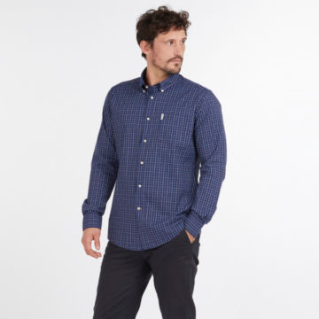 Barbour® Batley Performance Shirt - NAVY image number 4