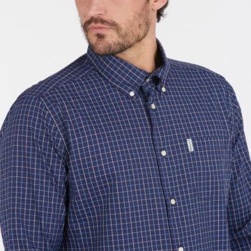 Barbour® Batley Performance Shirt - NAVY image number 3