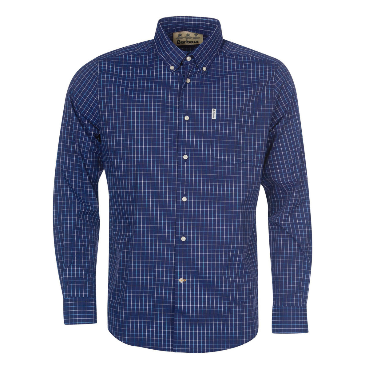 Barbour® Batley Performance Shirt - NAVYimage number 0
