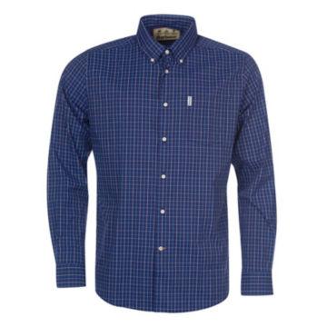Barbour® Batley Performance Shirt - NAVY image number 0