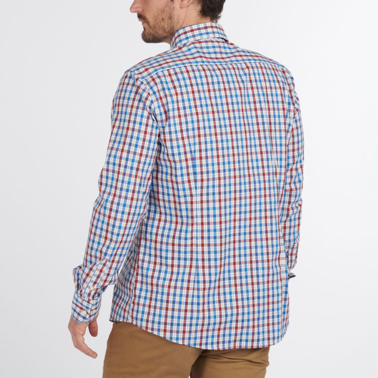 Barbour® Hallhill Performance Shirt - RED image number 2