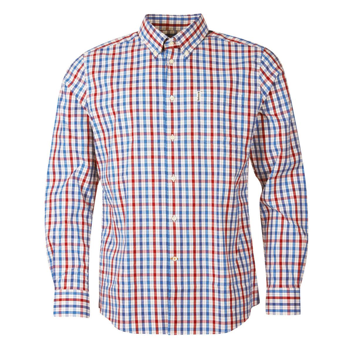 Barbour® Hallhill Performance Shirt - REDimage number 0