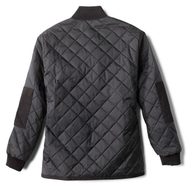 Reversible Fill Jacket - BLACK image number 1