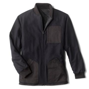 Reversible Fill Jacket - BLACK image number 2