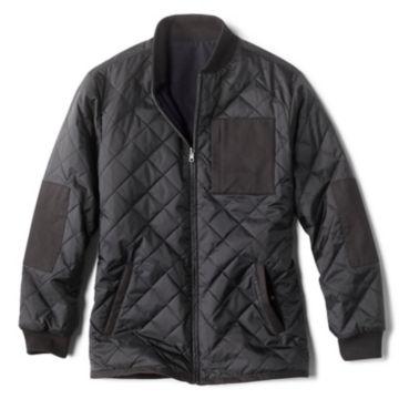 Reversible Fill Jacket - BLACK image number 0