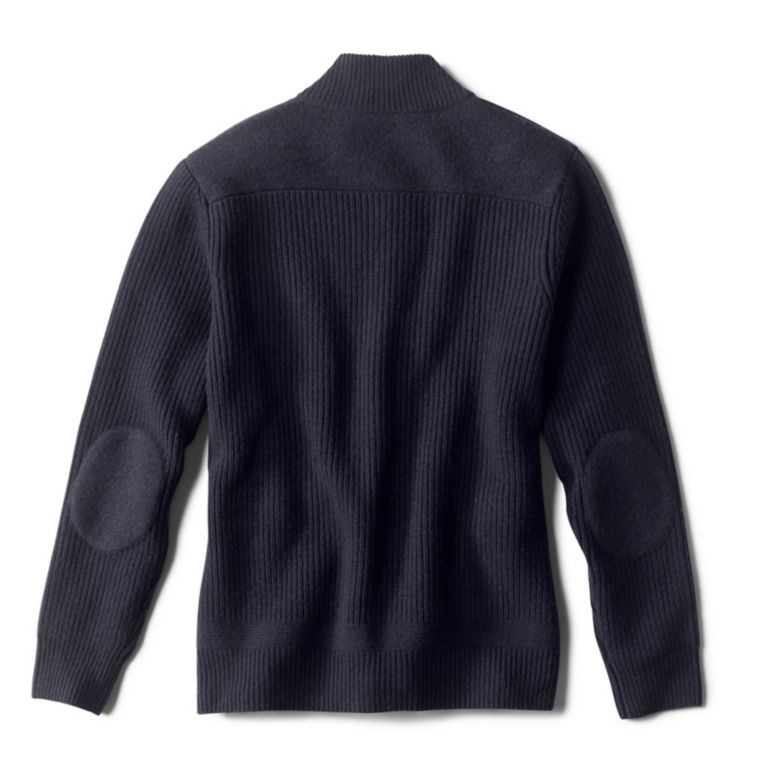 Hale Mountain Trappers' Sweater - NAVY image number 1