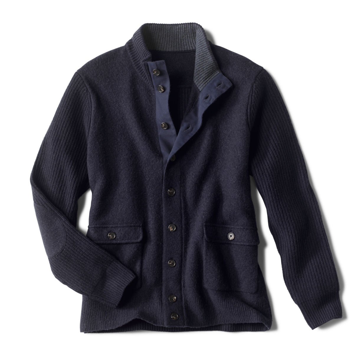 Hale Mountain Trappers' Sweater - NAVYimage number 0