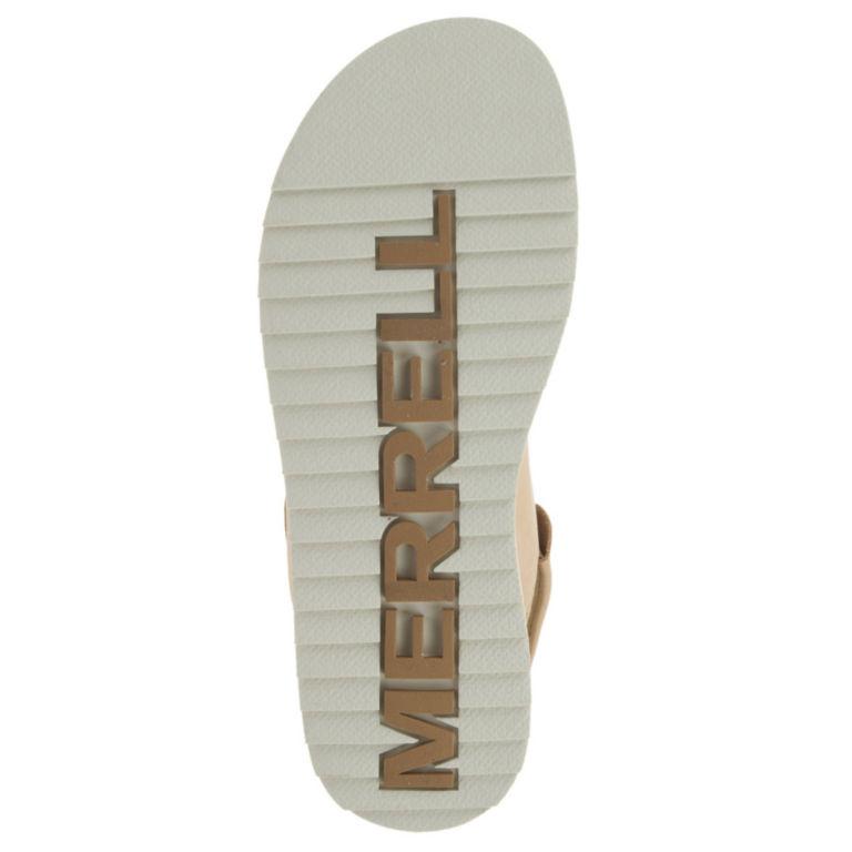 Merrell® Juno Buckle Back-Strap Sandals - CAMEL image number 4