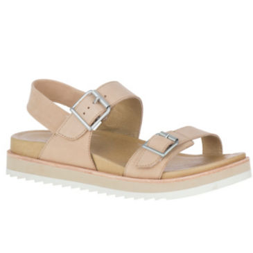 Merrell® Juno Buckle Back-Strap Sandals -
