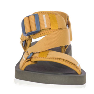 Merrell® Alpine Strap Sandals - GOLD image number 2