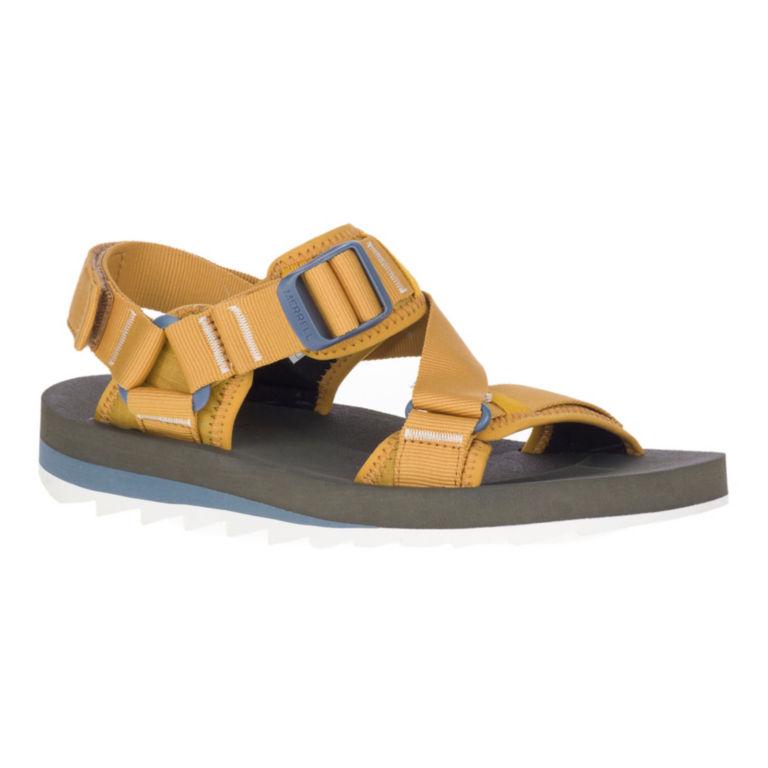 Merrell® Alpine Strap Sandals - GOLD image number 0