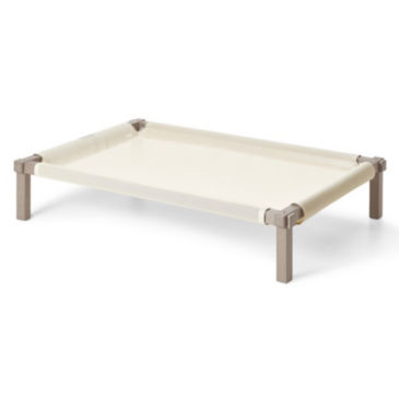 Outdoor Raised Dog Bed -