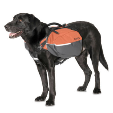 Tough Trail™ Dog Saddlebag -