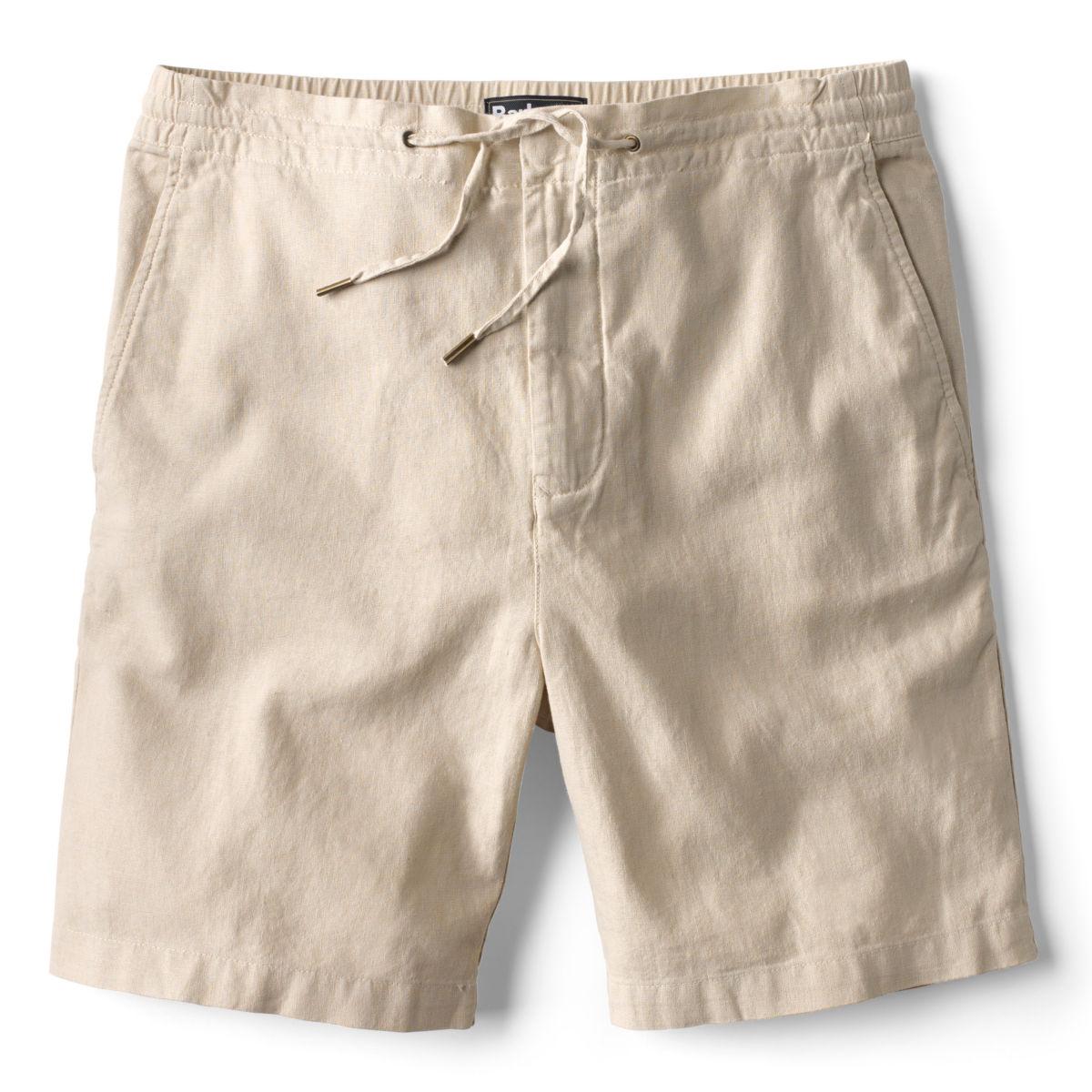 Barbour® Linen Mix Shorts - image number 0
