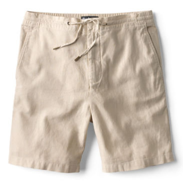 Barbour® Linen Mix Shorts -