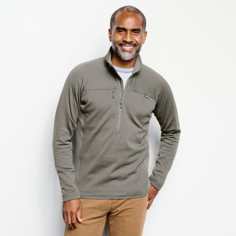 Men's PRO Fleece Half-Zip Pullover -  image number 1
