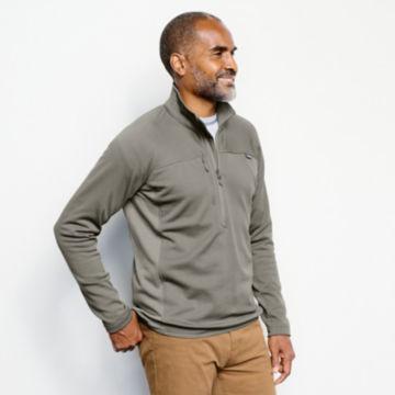 Men's PRO Fleece Half-Zip Pullover -  image number 2