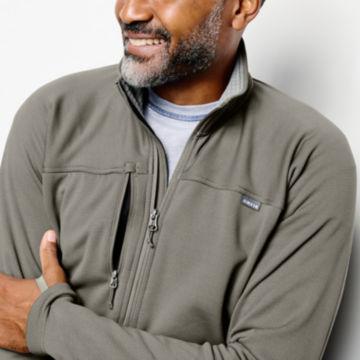 Men's PRO Fleece Half-Zip Pullover -  image number 4