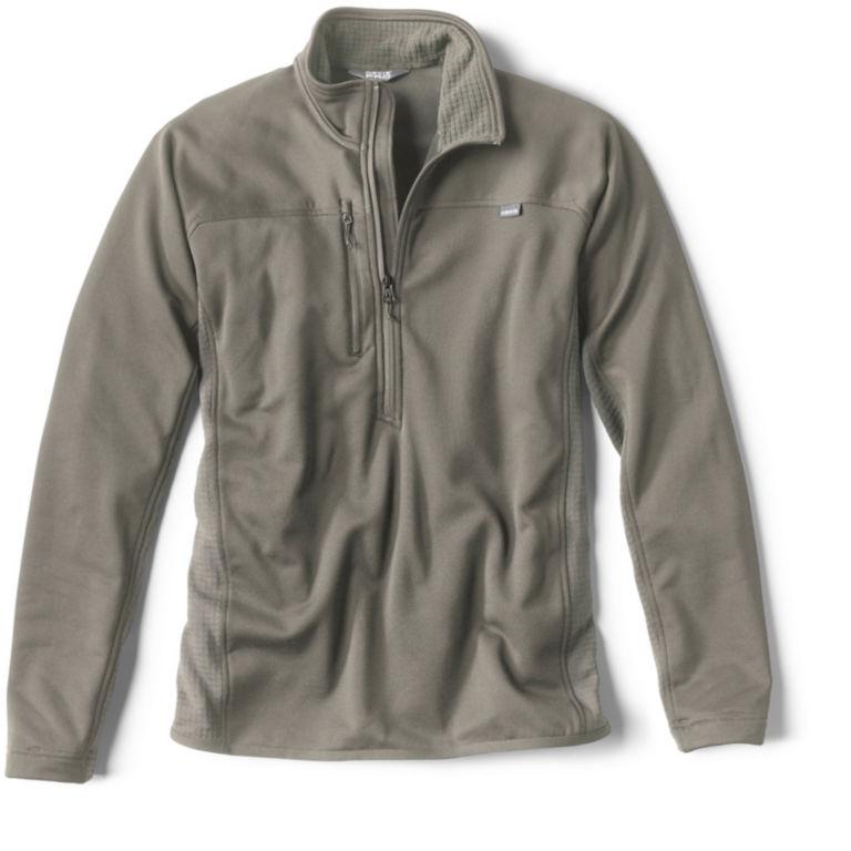 Men's PRO Fleece Half-Zip Pullover -  image number 0