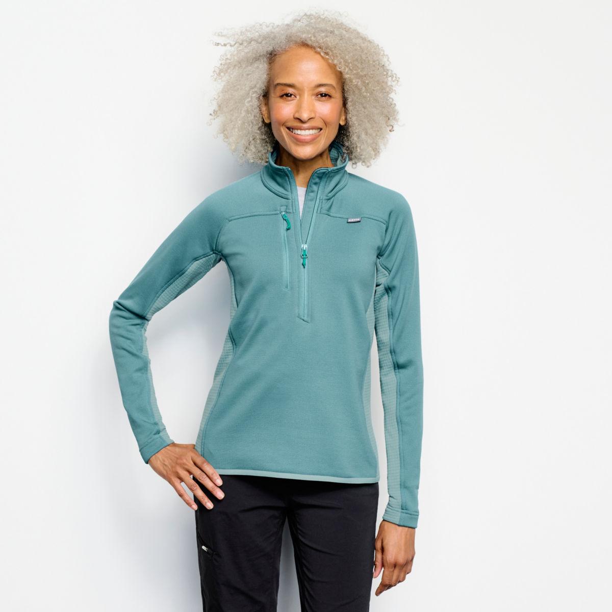 Women's PRO Fleece Half-Zip Pullover - image number 0