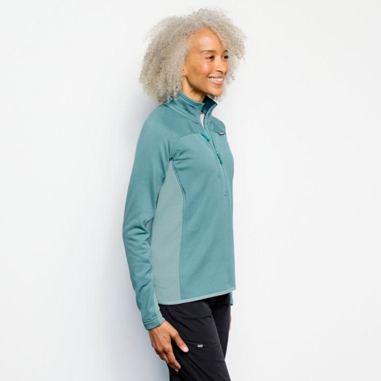 Women's PRO Fleece Half-Zip Pullover -  image number 1