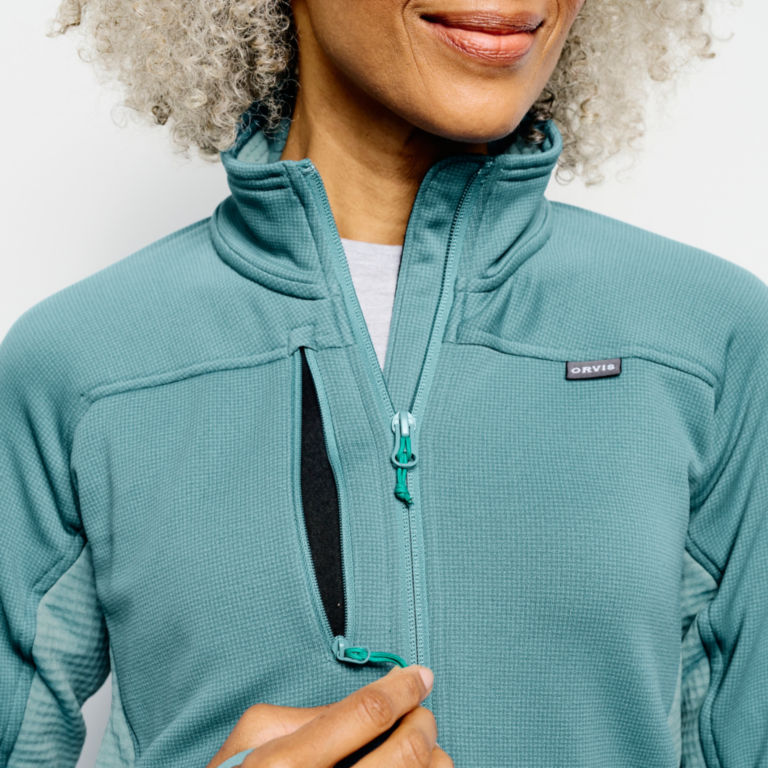 Women's PRO Fleece Half-Zip Pullover -  image number 3