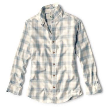 Lightweight Gabardine Long-Sleeved Shirt -
