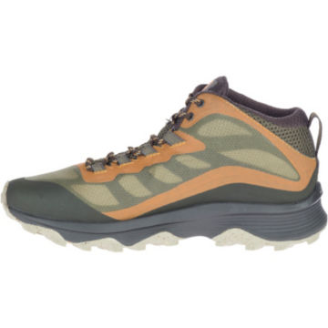 Merrell® Moab Speed Mid GORE-TEX® Hiking Boots -  image number 2