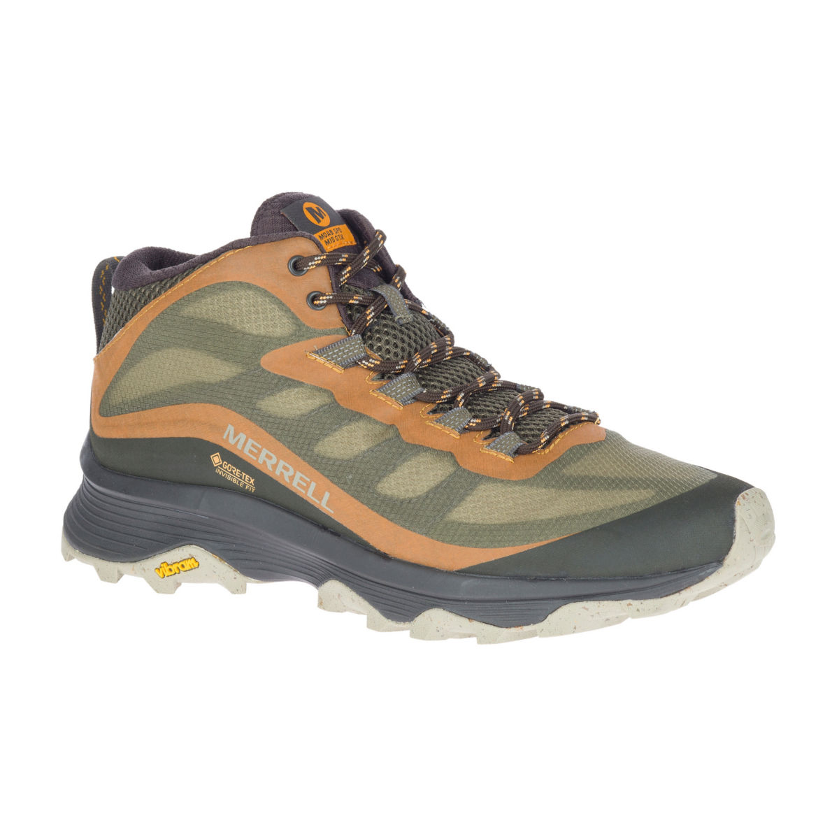 Merrell® Moab Speed Mid GORE-TEX® Hiking Boots - image number 0