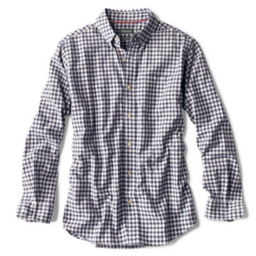 Lightweight Duck Cloth Long-Sleeved Shirt -  image number 0