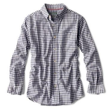 Lightweight Duck Cloth Long-Sleeved Shirt -