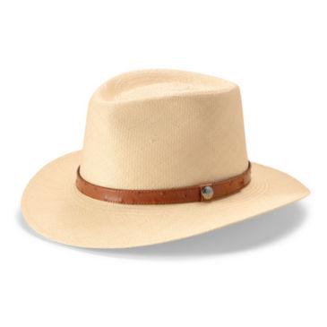 Buffalo Nickel Panama Hat -