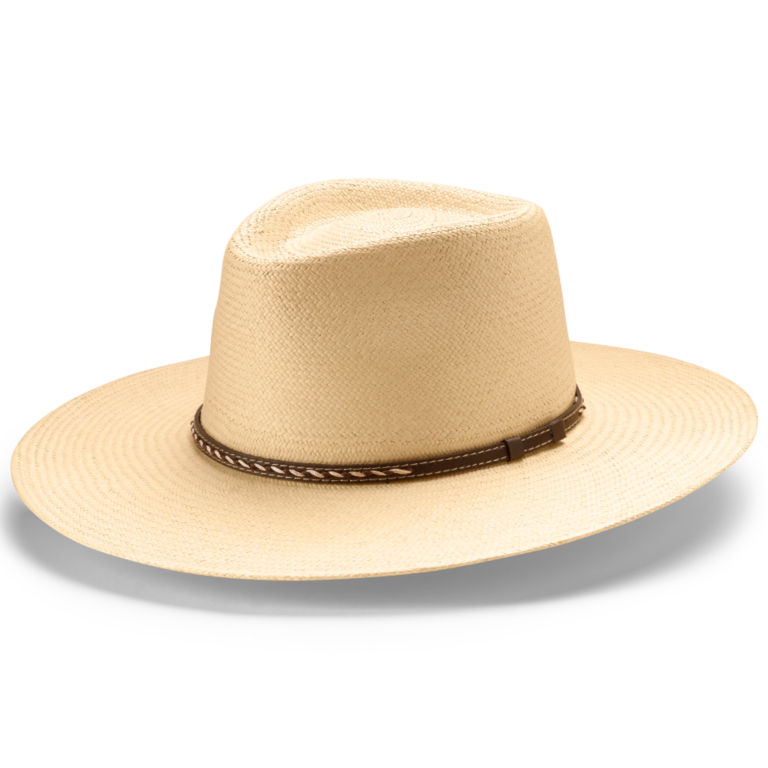 El Dorado Wide Brim Straw Hat -  image number 0