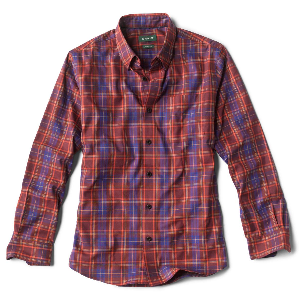 Bryant Wool-Blend Long-Sleeved Shirt - image number 0