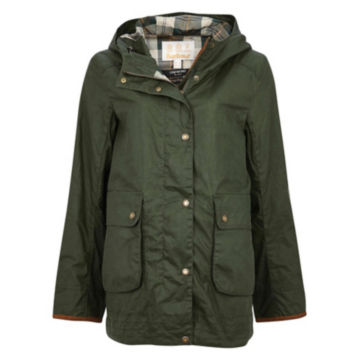 Barbour® Victoria Wax Jacket - image number 5