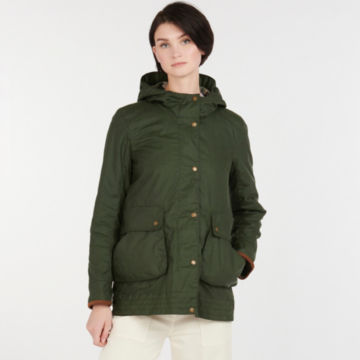 Barbour® Victoria Wax Jacket -  image number 0