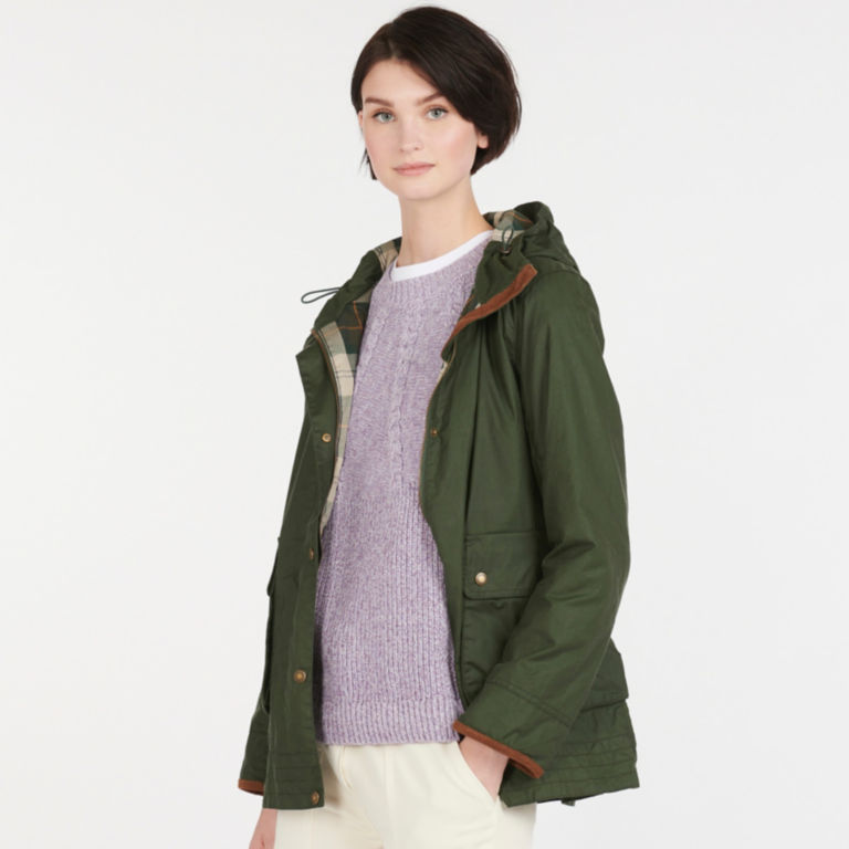 Barbour® Victoria Wax Jacket -  image number 2