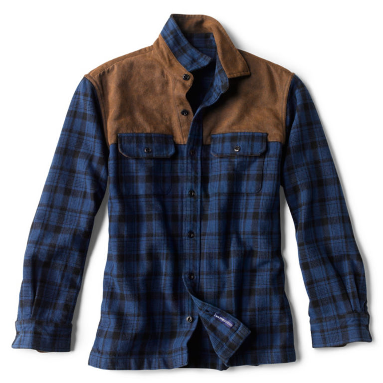 Steedman Long-Sleeved Shirt - INDIGO image number 0