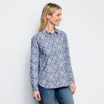 Printed Chambray Shirt -  image number 1