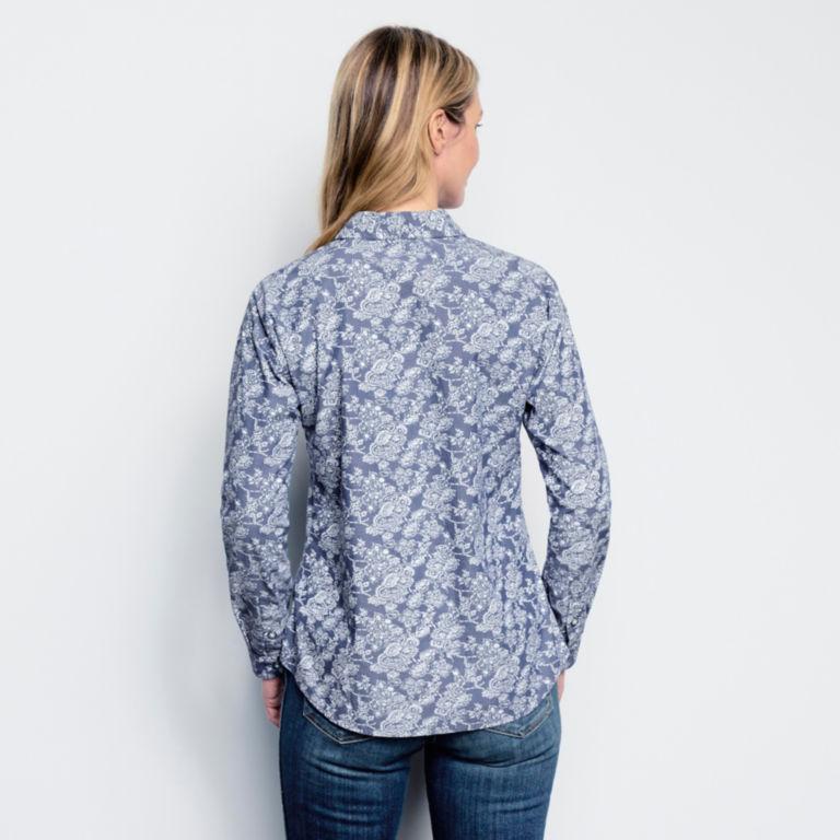 Printed Chambray Shirt -  image number 2