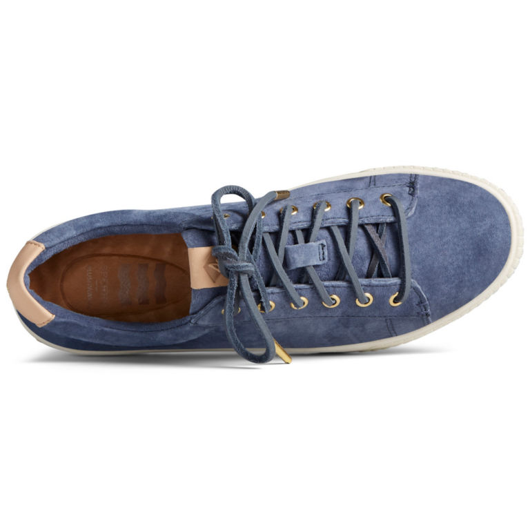 Sperry® Anchor Plushwave Leather Sneakers -  image number 1