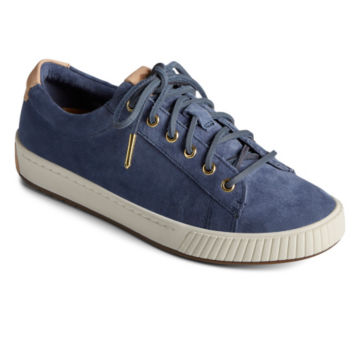 Sperry® Anchor Plushwave Leather Sneakers -  image number 0