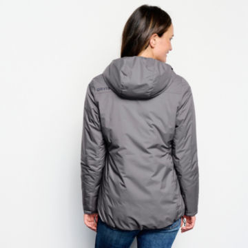 Women's PRO HD Insulated Hoodie - IRONGATE image number 3