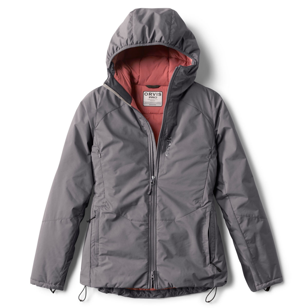 Women's PRO HD Insulated Hoodie - IRONGATEimage number 0