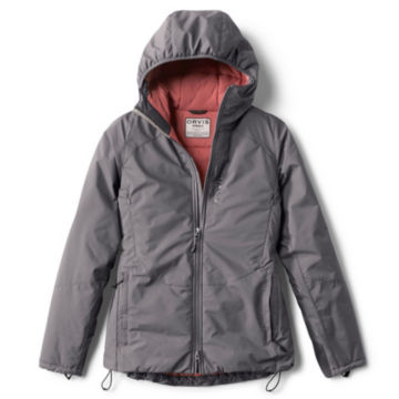 Women's PRO HD Insulated Hoodie - IRONGATE image number 0