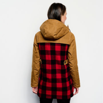 Orvis Field Fresh Jacket - RED BUFFALO CHECK image number 3