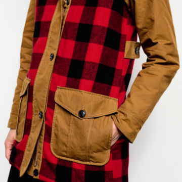 Orvis Field Fresh Jacket - RED BUFFALO CHECK image number 5