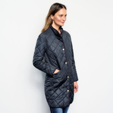 Battenkill® Reversible Blanket Coat - CARBON image number 2