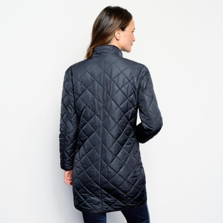 Battenkill® Reversible Blanket Coat - CARBON image number 3